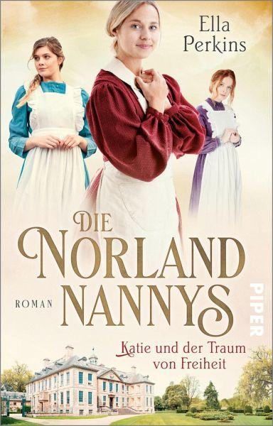 Buch-Reihe Die Norland Nannys