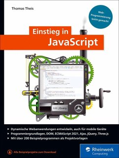 Einstieg in JavaScript (eBook, ePUB) - Theis, Thomas