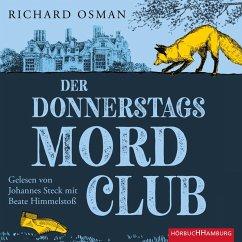 Der Donnerstagsmordclub / Die Mordclub-Serie Bd.1 (MP3-Download) - Osman, Richard