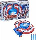 Hasbro F0265EU4 Avengers MECH STRIKE CAP STRIKESHOT SHIELD