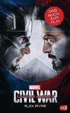 Marvel Captain America - Civil War / Marvel Filmbuch Bd.11
