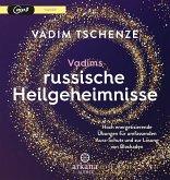 Vadims russische Heilgeheimnisse, 1 MP3-CD