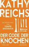 Der Code der Knochen / Tempe Brennan Bd.20