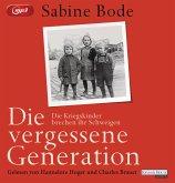 Die vergessene Generation, 1 MP3-CD