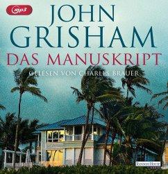 Das Manuskript, 2 MP3-CD - Grisham, John
