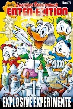Lustiges Taschenbuch Enten-Edition 71 - Disney, Walt