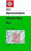 Zillertaler Alpen - West