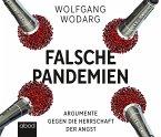 Falsche Pandemien, Audio-CD