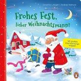Frohes Fest, lieber Weihnachtsmann!