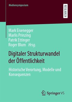 Digitaler Strukturwandel der Öffentlichkeit (eBook, PDF)