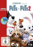 Pets Doppelpack: Pets 1 & Pets 2