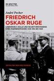 Friedrich Oskar Ruge (eBook, ePUB)
