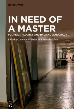 In Need of a Master (eBook, ePUB)