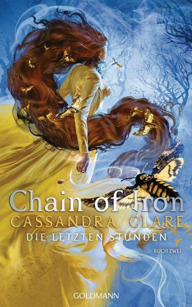 Chain of Iron / Die letzten Stunden Bd.2