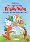 Der kleine Drache Kokosnuss - Buchstaben- und Zahlen-Mandalas
