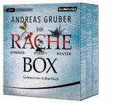 Rache-Box. Die ersten drei Fälle für Pulaski und Meyers (5 MP3-CDs)