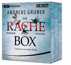 Rache-Box. Die ersten drei Fälle für Pulaski und Meyers (5 MP3-CDs) - Gruber, Andreas