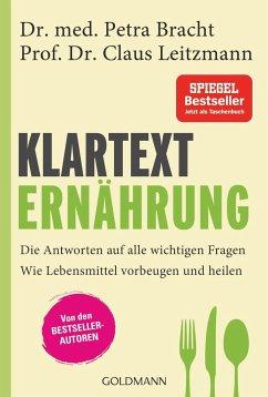 Klartext Ernährung - Bracht, Petra;Leitzmann, Claus