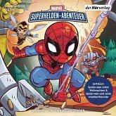 MARVEL Superhelden Abenteuer, 1 Audio-CD