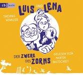 Luis und Lena - Der Zwerg des Zorns, 2 Audio-CD