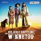 Der junge Häuptling Winnetou, 2 Audio-CD