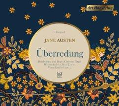 Überredung, 2 Audio-CD - Austen, Jane