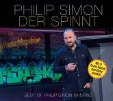 Der spinnt - Best-of Philip Simon im Spind, 1 Audio-CD