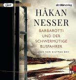 Barbarotti und der schwermütige Busfahrer / Inspektor Gunnar Barbarotti Bd.6 (1 MP3-CD)