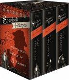 Sherlock Holmes - Sämtliche Werke in drei Bänden - Schuber