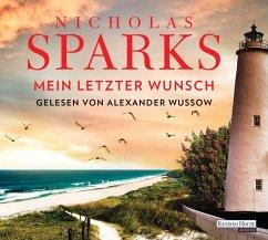 Mein letzter Wunsch, 6 Audio-CD - Sparks, Nicholas