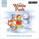Winnie Puuh - 24 Geschichten zum Advent, 2 Audio-CD