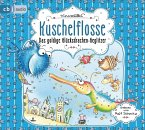 Das goldige Glücksdrachen-Geglitzer / Kuschelflosse Bd.7 (2 Audio-CDs)