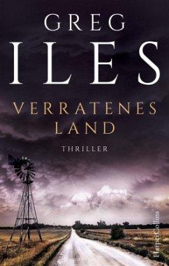 Verratenes Land (Mängelexemplar) - Iles, Greg