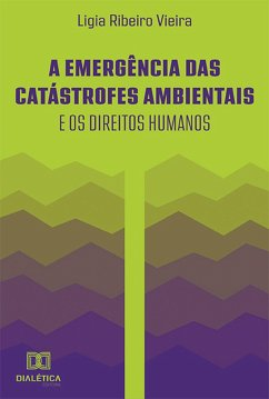 A emergência das catástrofes ambientais e os direitos humanos (eBook, ePUB) - Vieira, Ligia Ribeiro