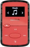SanDisk Clip JAM New 8GB Red SDMX26-008G-E46R