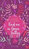 Find me in Green Valley (eBook, ePUB)