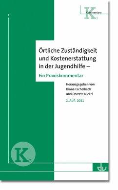 Örtliche Zuständigkeit und Kostenerstattung in der Jugendhilfe (eBook, PDF)