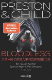 Bloodless - Grab des Verderbens / Pendergast Bd.20