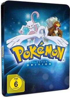Pokemon 1-3-Steelbook-Edition LTD. - Pokemon