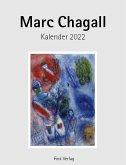 Marc Chagall 2022. Kunstkarten-Einsteckkalender