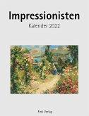 Impressionisten 2022. Kunstkarten-Einsteckkalender