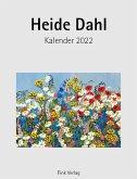 Heide Dahl 2022. Kunstkarten-Einsteckkalender