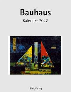 Bauhaus Kunst-Einsteckkalender 2022