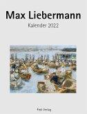 Max Liebermann 2022 Kunst-Einsteckkalender