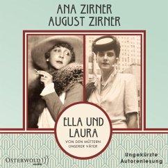 Ella und Laura, 6 Audio-CD - Zirner, August;Zirner, Ana