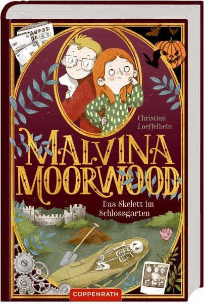 Buch-Reihe Malvina Moorwood