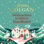 Weihnachten im kleinen Inselhotel / Floras Küche Bd.4 (2 MP3-CDs)