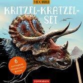 Kritzel-Kratzel-Set (Triceratops)