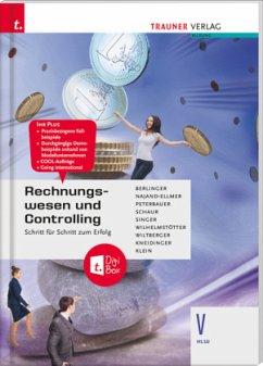 Rechnungswesen und Controlling V HLW + digitales Zusatzpaket - Wiltberger, Eva;Singer, Doris;Wilhelmstötter, Michael