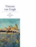 Vincent van Gogh Kunst-Postkartenkalender 2022